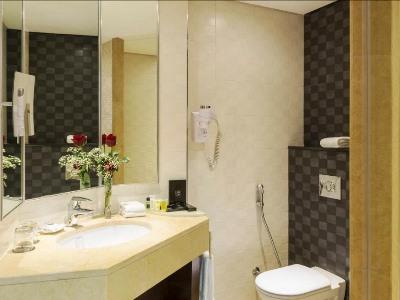 bathroom - hotel corp amman - amman, jordan