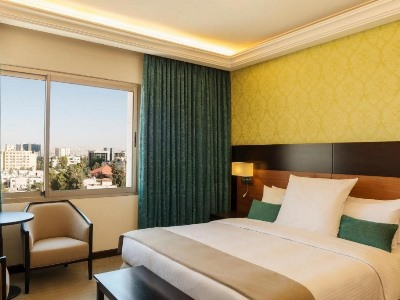 bedroom 2 - hotel corp amman - amman, jordan