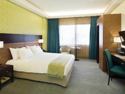 bedroom 1 - hotel corp amman - amman, jordan