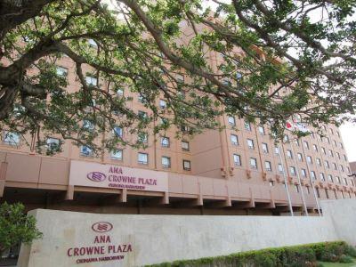 沖繩海港皇冠假日酒店