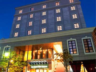 高山貝斯特韋斯特酒店