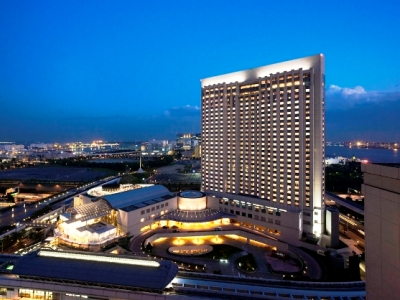 Grand Pacific Le Daiba (3nt Stay)