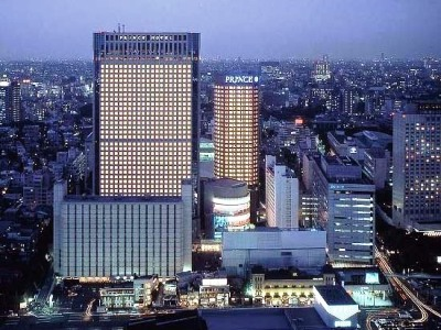 Prince Hotel Shinagawa (Main Tower) (D)