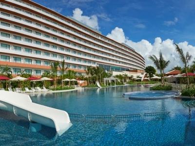 沖繩北谷希爾頓度假酒店 (海景房)