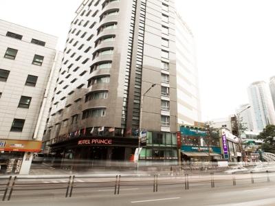 首爾王子酒店 (紅色雙床房A)