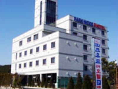 仁川帕克伍德機場酒店