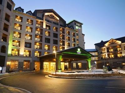 洲際酒店阿爾卑斯平昌度假村