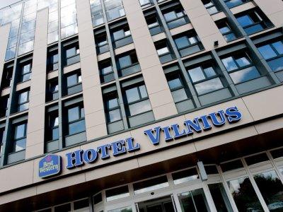 Best Western Vilnius (Room Only)