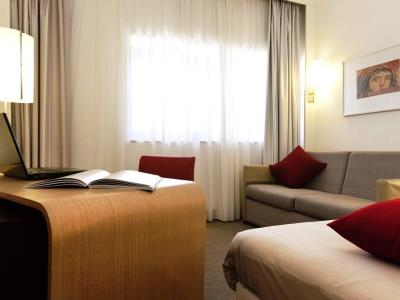 bedroom 3 - hotel novotel kirchberg - luxembourg, luxembourg