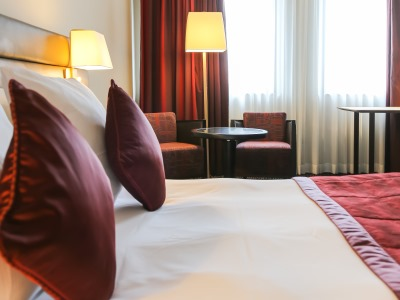 bedroom 3 - hotel le royal - luxembourg, luxembourg