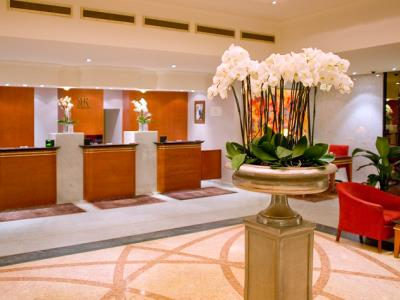 lobby - hotel le royal - luxembourg, luxembourg