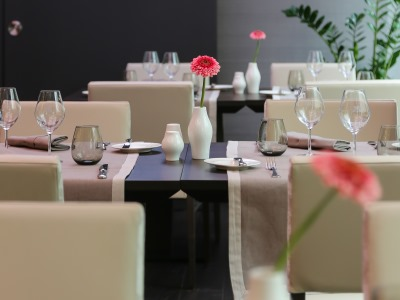 restaurant - hotel le royal - luxembourg, luxembourg