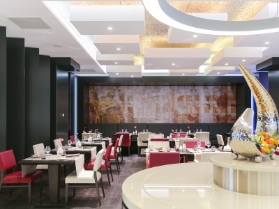 restaurant 1 - hotel le royal - luxembourg, luxembourg