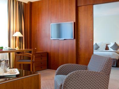 suite - hotel le royal - luxembourg, luxembourg