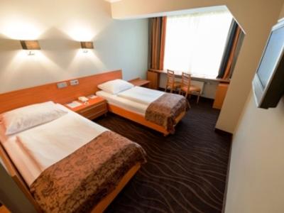 standard bedroom - hotel bellevue park riga - riga, latvia