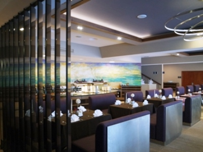 breakfast room - hotel bellevue park riga - riga, latvia