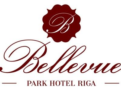 hotel logo - hotel bellevue park riga - riga, latvia