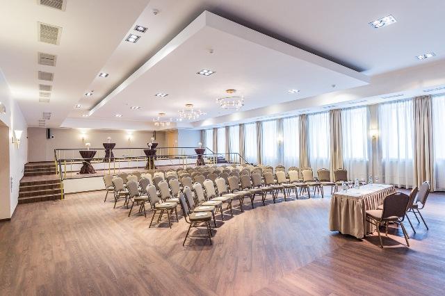 conference room - hotel bellevue park riga - riga, latvia