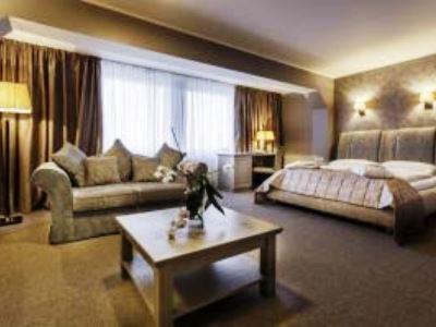 bedroom 1 - hotel bellevue park riga - riga, latvia