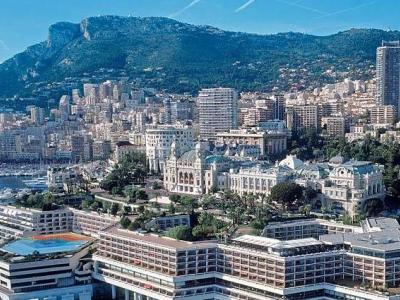 Fairmont Monte Carlo (Dlx Sea View) (I)