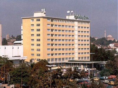 * Holiday Inn Skopje