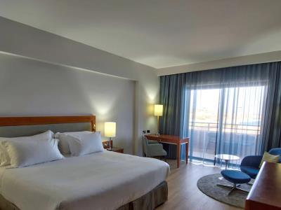 bedroom 1 - hotel radisson blu resort - st julians, malta