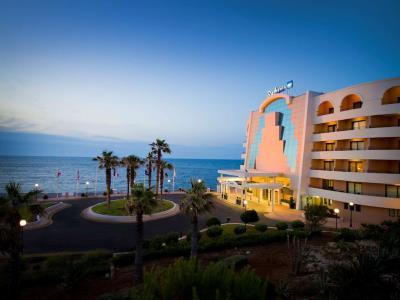 exterior view - hotel radisson blu resort - st julians, malta