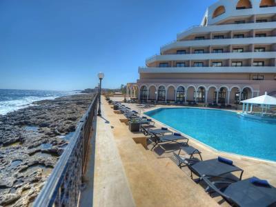 exterior view 1 - hotel radisson blu resort - st julians, malta