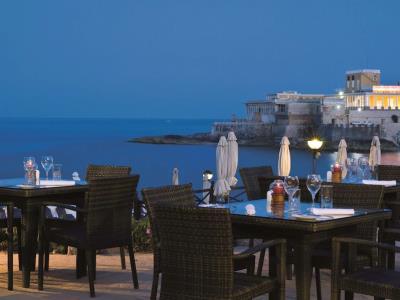 restaurant 1 - hotel radisson blu resort - st julians, malta
