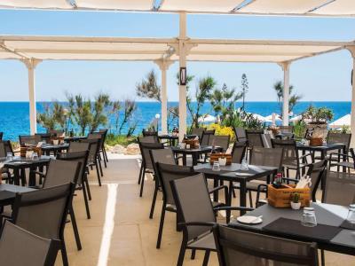 restaurant 2 - hotel radisson blu resort - st julians, malta