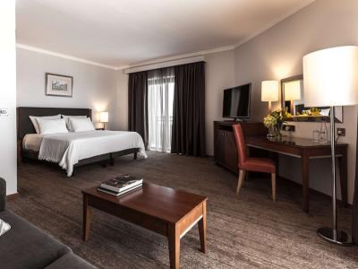 suite - hotel radisson blu resort - st julians, malta