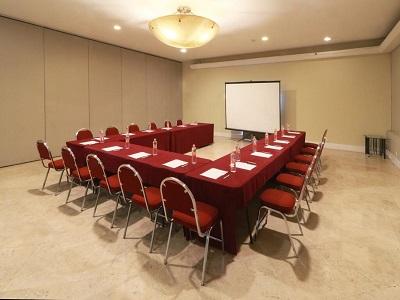 conference room - hotel holiday inn centro historico guadalajara - guadalajara, mexico
