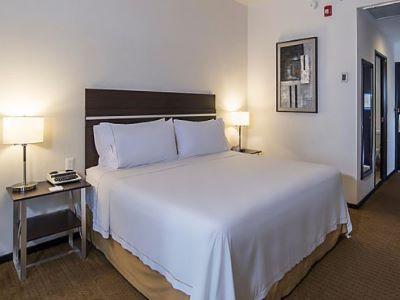 bedroom - hotel holiday inn express guaymas - guaymas, mexico