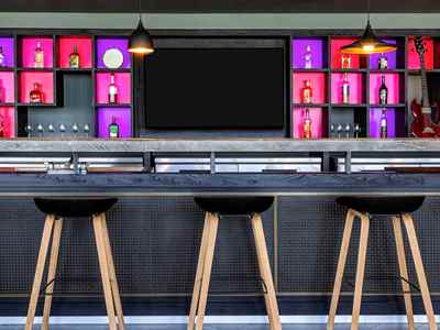 bar - hotel ibis styles merida galerias - merida, mexico