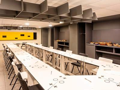 conference room - hotel ibis styles merida galerias - merida, mexico