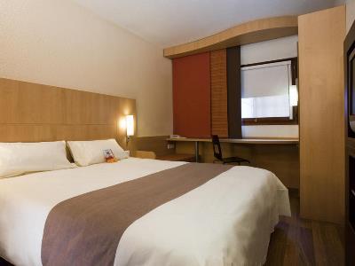 bedroom 1 - hotel ibis merida - merida, mexico