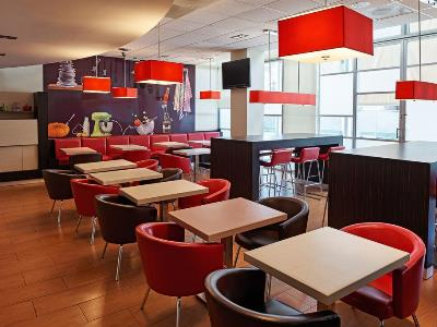 restaurant - hotel ibis merida - merida, mexico