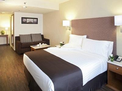 bedroom - hotel holiday inn orizaba - orizaba, mexico