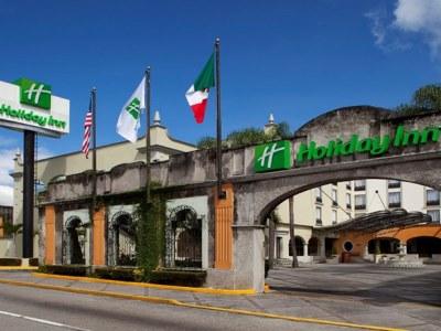exterior view - hotel holiday inn orizaba - orizaba, mexico