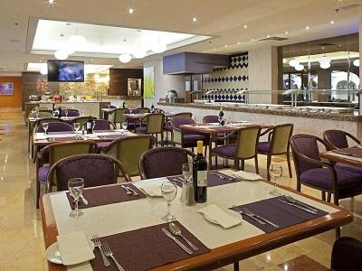 restaurant - hotel holiday inn orizaba - orizaba, mexico