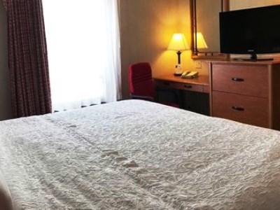 bedroom 2 - hotel hampton inn saltillo airport area - saltillo, mexico