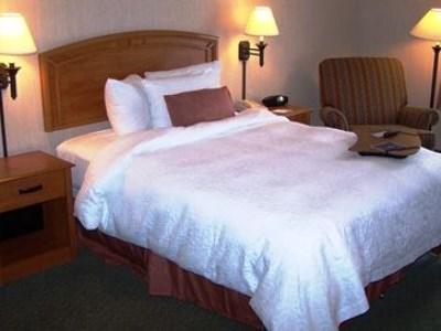 bedroom 3 - hotel hampton inn saltillo airport area - saltillo, mexico