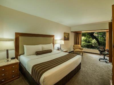 bedroom - hotel wyndham garden guadalajara expo - zapopan, mexico