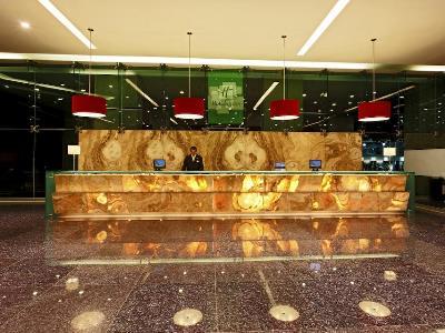 lobby - hotel holiday inn plaza universidad - mexico city, mexico