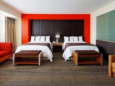 bedroom 2 - hotel holiday inn plaza universidad - mexico city, mexico
