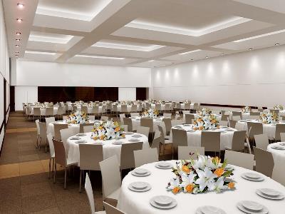 conference room - hotel holiday inn plaza universidad - mexico city, mexico
