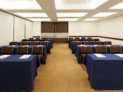 conference room 1 - hotel holiday inn plaza universidad - mexico city, mexico