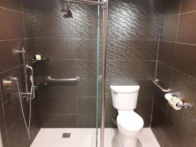 bathroom - hotel holiday inn mexico buenavista - mexico city, mexico