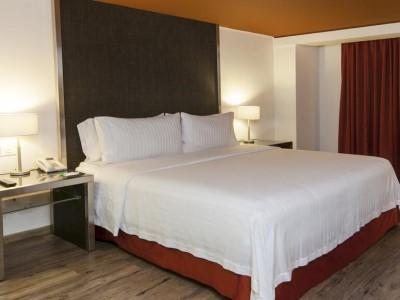 bedroom 1 - hotel holiday inn mexico buenavista - mexico city, mexico