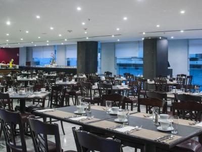 breakfast room - hotel holiday inn mexico buenavista - mexico city, mexico